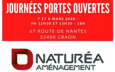Portes ouvertes les 7 et 8 mars 2020
