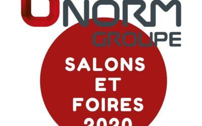Salons et foires 2020